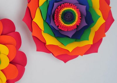 carolines paper blooms las vegas paper flower wall backdrops and art 02