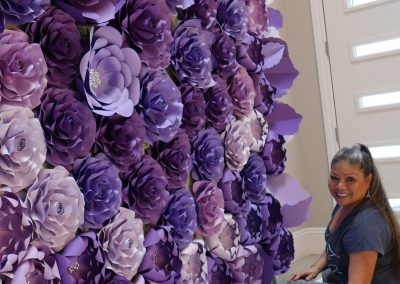 carolines paper blooms las vegas paper flower wall backdrops and art 03