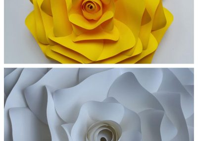carolines paper blooms las vegas paper flower wall backdrops and art 07