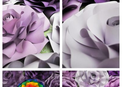 carolines paper blooms las vegas paper flower wall backdrops and art 10